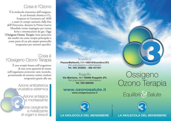 O3 Pieghevole Ossigeno Ozono Terapia