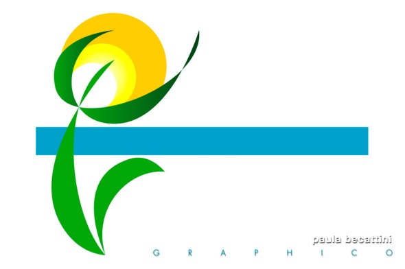 Fiore logo vettoriale