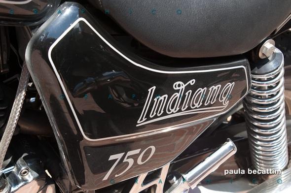 """Il mitico fianchetto """"Indiana 750"""" che spesso si perde..."""