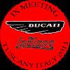Spilla del IX Indiana Tuscany Meeting 2011