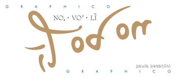 No,Vo'Lì - Logo aziendale