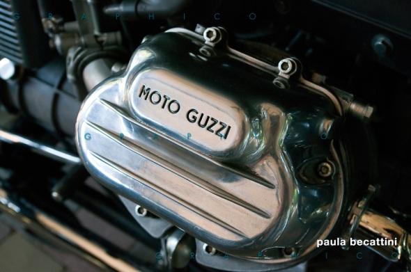 Testata V7 - Moto Guzzi
