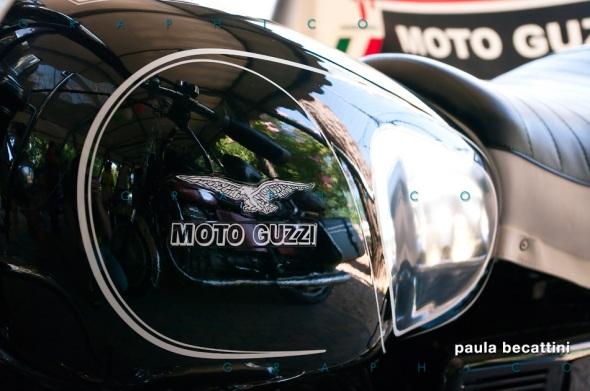 Serbatoio - Moto Guzzi