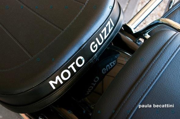 Sella - Moto Guzzi