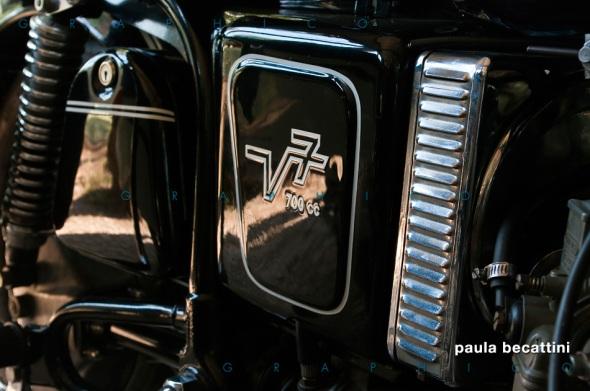 Fianchetto V7 700cc - Moto Guzzi