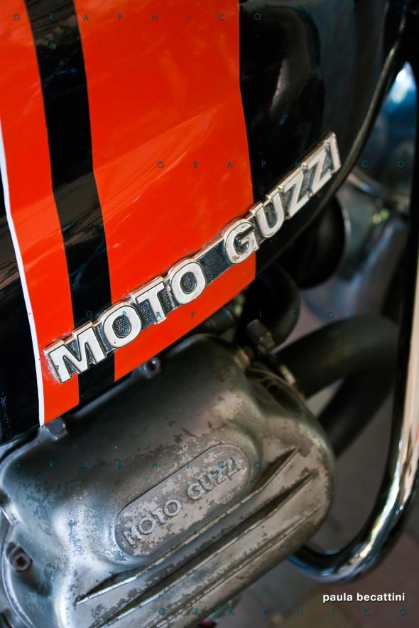 Serbatoio e testata V7 Sport - Moto Guzzi