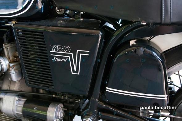 Fianchetto V750 Special - Moto Guzzi