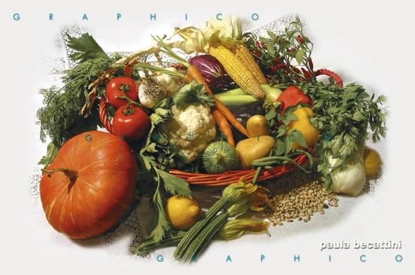 Cesto di verdure varie