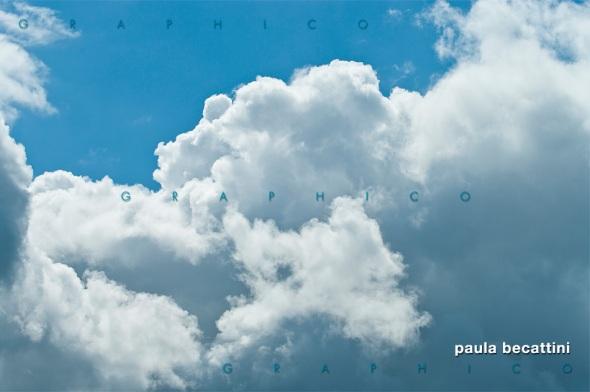 Nuvole nel cielo d'Olanda