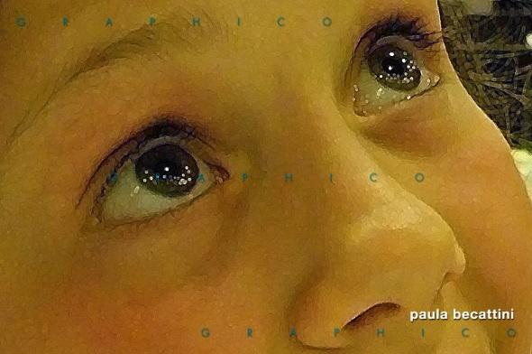 Occhi di bimba