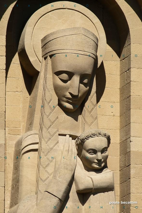 Madonna con bambino (Abbazia di Orval)