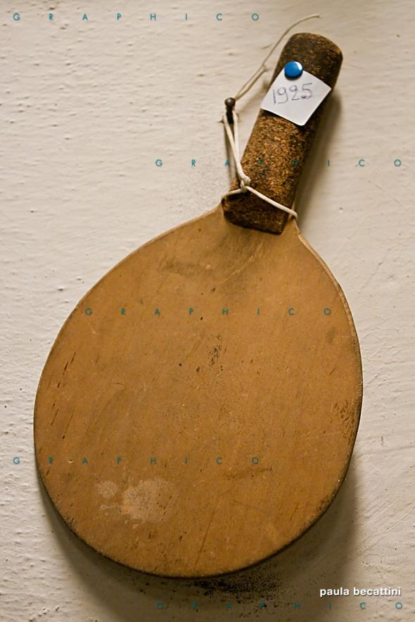 Racchetta da tennis tavolo del 1925