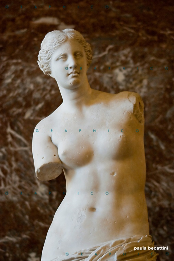 Venere di Milo (Museo del Louvre, Parigi)