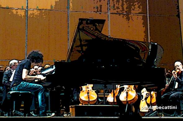 Allevi al pianoforte al Teatro Verdi di Firenze