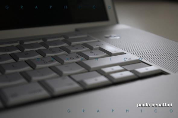 Tastiera di un portatile
