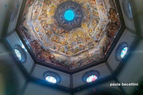 Affreschi della Cupola del Duomo di Firenze