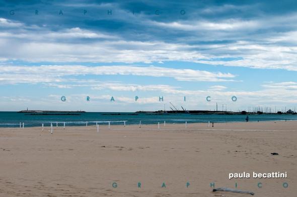 Il mare di Pescara