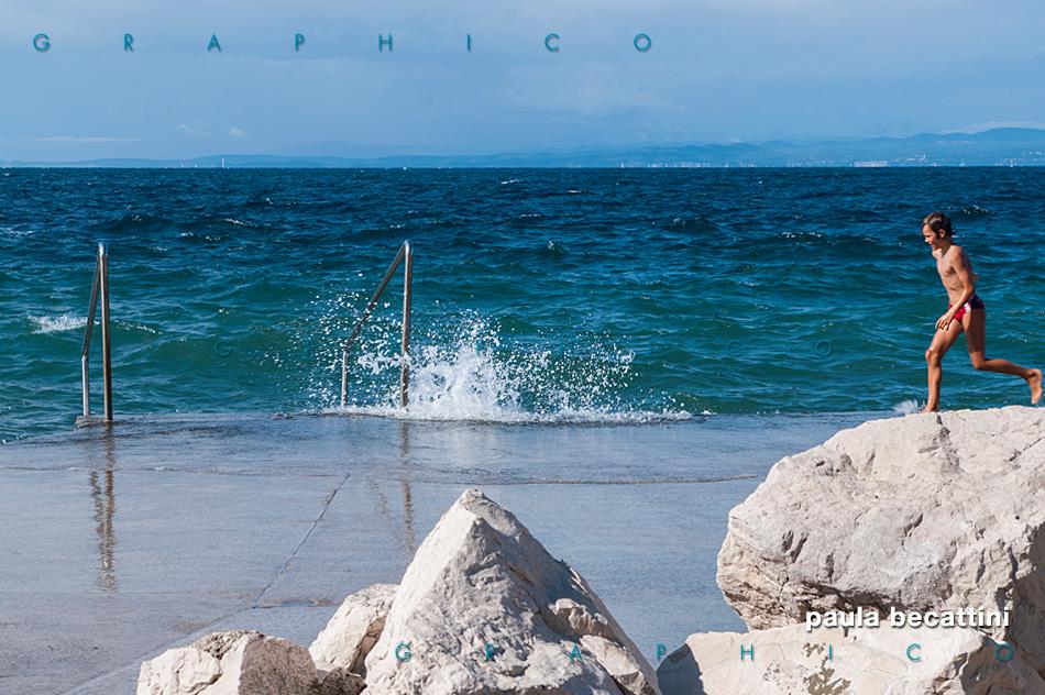 Il mare di Pirano