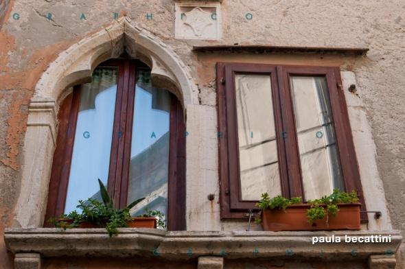 Finestre a Pirano