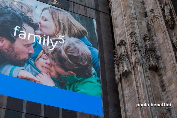 Family - Duomo di Milano