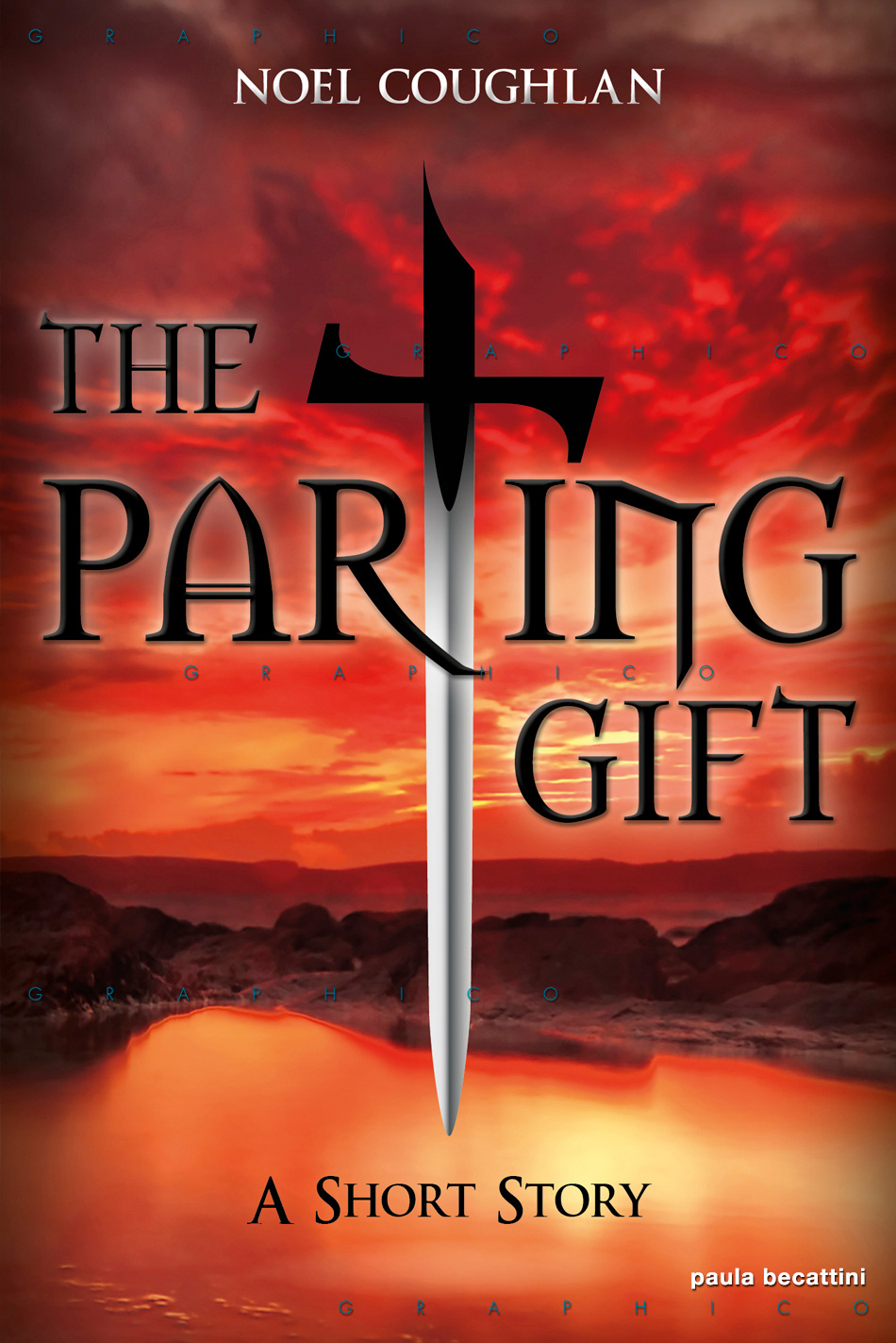 The parting gift cover