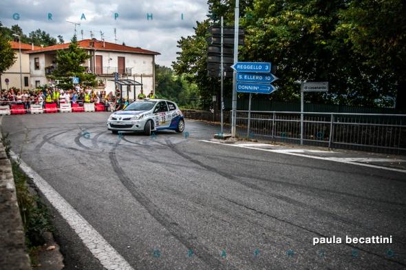 9° Rally di Reggello - 4 settembre 2016
